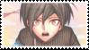 shuichi saihara stamp 3 by caapricorn