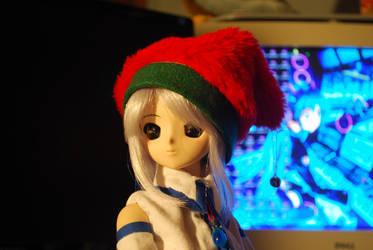 A Dollfie's Christmas by MahoroAndou