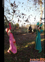 Card Captor Sakura: Leaves by wtfproductionsskits