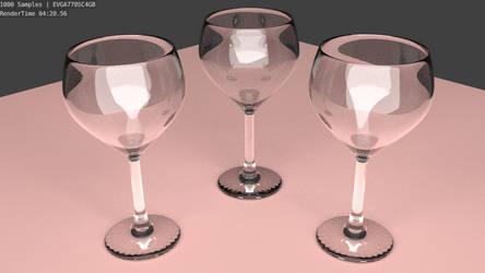 Wineglasses by Vaskania