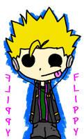 Flippy by musical-onigiri