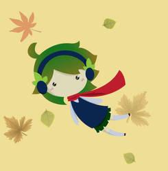 In the Wind Redo by musical-onigiri