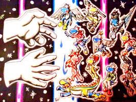 The Final Battle!!! by RuisuNin