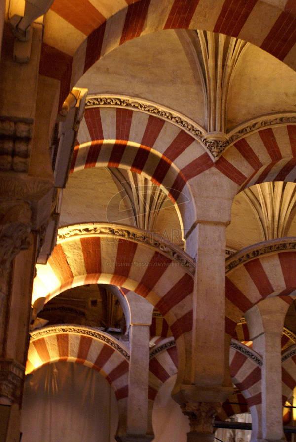 Arcos bicolores by CordobitaDeviants