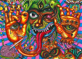Psyko Joker by Acid-Flo