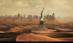 New York, 2250 by Suirebit