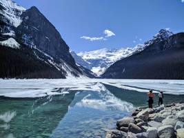 Lake Louise by Suirebit