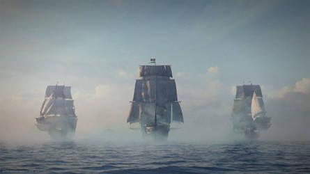 Black Sails by Suirebit