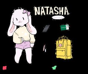 Natasha Ref by Luxjii