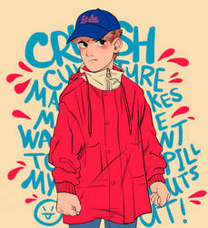 crush culture by Luxjii
