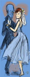 Wedding Dance by lindbloem