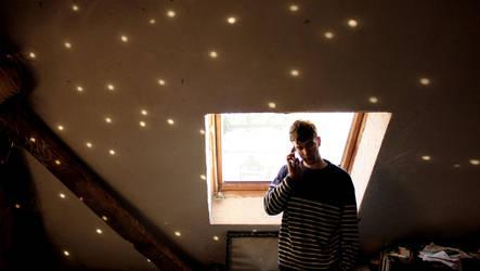 Stars calling by Naitmarezero