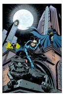 Nightwing by Balla-Bdog
