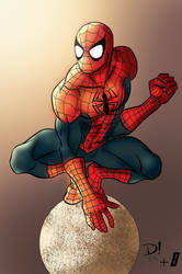 The Spectacular Spider-Man bro by Balla-Bdog