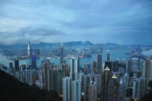 Hong Kong by das-kleine-herz