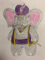 Elephant in the Room by JJSponge120