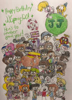 Happy Birthday, JJSponge120! 2 by JJSponge120