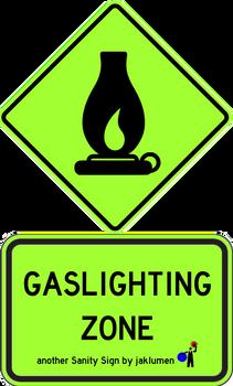 Gaslight Zone by jaklumen