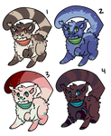 Bandanats Adopts by Feniick