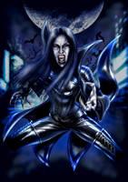 Vampiress by AndrewDobell