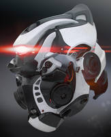 Helmet Concept by LexTripper