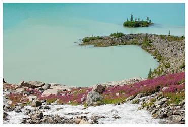 Cascading Colour - by Derek Swiderski by kilgore-trout