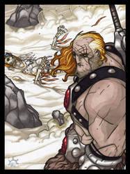 He-Man: Twilight by NicolasRGiacondino