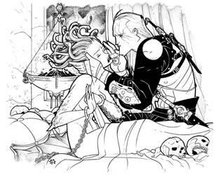 Blind Guardian...? by NicolasRGiacondino