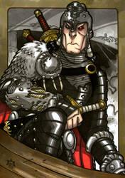 JORMUNGANDR - The Midgard Serpent by NicolasRGiacondino