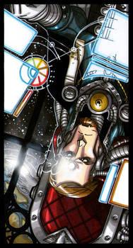EMPEROR'S TAROT - The Navigator by NicolasRGiacondino