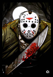 Friday the 13th by NicolasRGiacondino