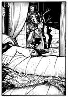 KNAVES - The Sleeping Beauty by NicolasRGiacondino
