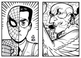 The Amazing Spider-Man by NicolasRGiacondino