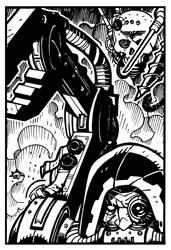 Machine Head by NicolasRGiacondino