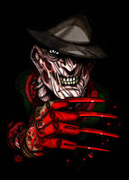 Good ol' Freddy! by NicolasRGiacondino