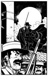 El Zorro by NicolasRGiacondino