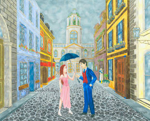A Rainy April Afternoon by ElizabethPhillips