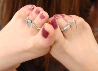 Hottie Feet Part XII - 4 by effect4effect