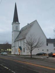 Dryden United Methodist Church by EthanRedOtter