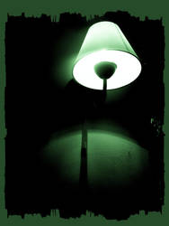 lamp by ChiquitaLoca