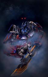 Revenge of the Fallen Prime 3 by glovestudios
