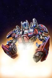 Revenge of the Fallen Prime 4 by glovestudios