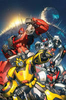 TF RID 1 Cover by glovestudios