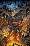 Transformers Robots in Disguise 8 Cover by glovestudios