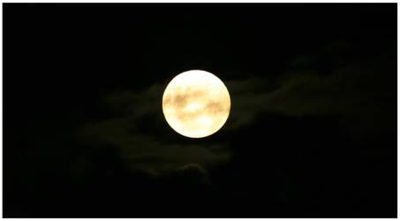 The Moon by BalanceST