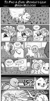 To Find a Cure: RedHead's LG Nuzlocke p11 by Vertigo-Gal
