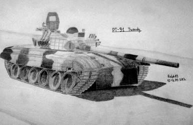 PT-91 Twardy by Ralph1989