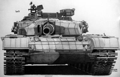 ZTZ-99 by Ralph1989