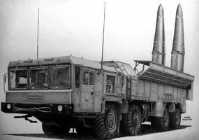 Iskander-M by Ralph1989