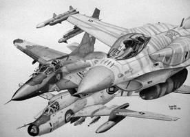 Polish Air Force by Ralph1989